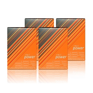 4 Boxes of XALO POWER