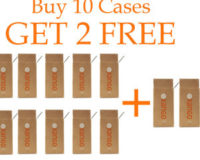 Xango Juice 12 Case Promo Buy 5 Cases get 1 case Free! Pay for 5 Cases and you receive 6 cases of Xango Juice